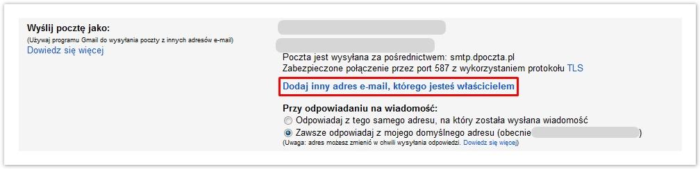 adres e-mail właściciel