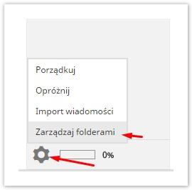 zarządzaj folderami